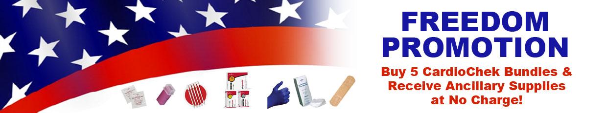 CardioChek Freedom Promotion